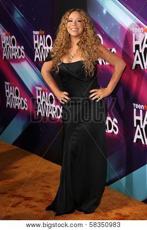 Mariah Carey at the 2012 TeenNick HALO Awards, Hollywood Palladium, Hollywood, CA 11-17-12