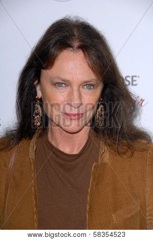Jacqueline Bisset at the