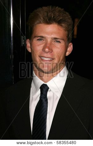 Scott Reeves at the premiere of