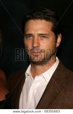 Jason Priestley at the premiere of