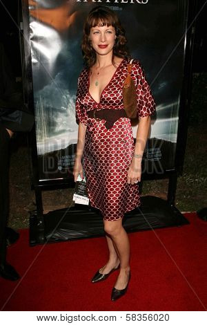 Alison Eastwood at the premiere of
