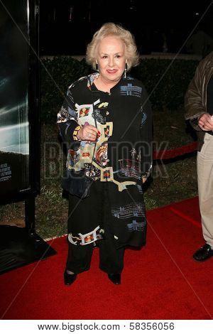 Doris Roberts at the premiere of
