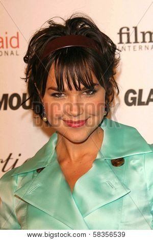 Arielle Kebbel at the Glamour Reel Moments Short Film Series presented by Cartier. Directors Guild of America, Los Angeles, CA. 10-16-06