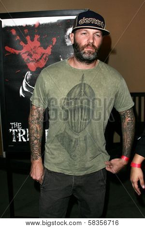 Fred Durst at the World Premiere of