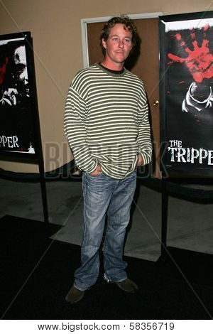 Brad Hunt at the World Premiere of