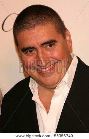Alfred Molina at the Glamour Reel Moments Short Film Series presented by Cartier. Directors Guild of America, Los Angeles, CA. 10-16-06
