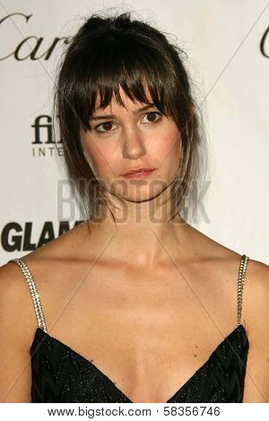 Katherine Waterston at the Glamour Reel Moments Short Film Series presented by Cartier. Directors Guild of America, Los Angeles, CA. 10-16-06