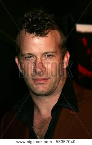 Thomas Jane at the World Premiere of