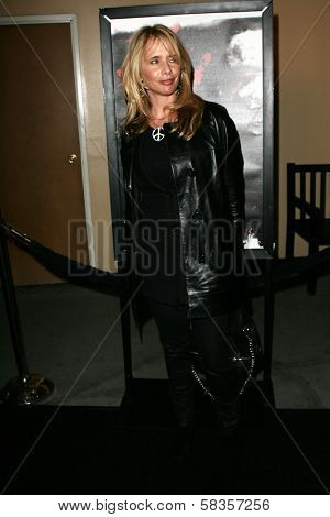 Rosanna Arquette at the World Premiere of