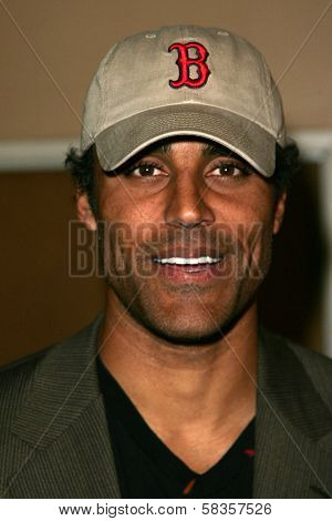 Rick Fox at the World Premiere of