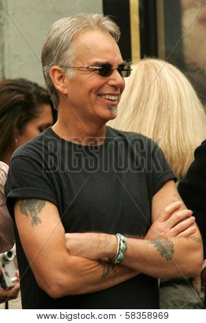 Billy Bob Thornton at the Ceremony honoring Bruce Willis with the 2,321st star on the Hollywood Walk of Fame. Hollywood Boulevard, Hollywood, CA. 10-16-06