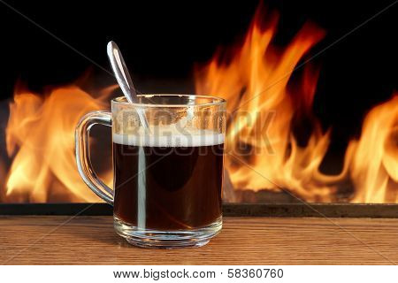 Hot Coffee And Fire Xxxl