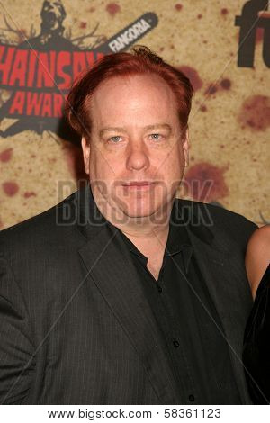 John Gulager at the Fuse Fangoria Chainsaw Awards. Orpheum Theatre, Los Angeles, CA. 10-15-06