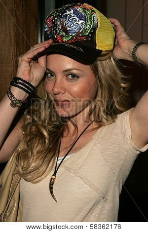 Shirley Brenner at the Grand Re-Opening of the Ed Hardy Melrose Store, Hollywood, CA 10-19-06