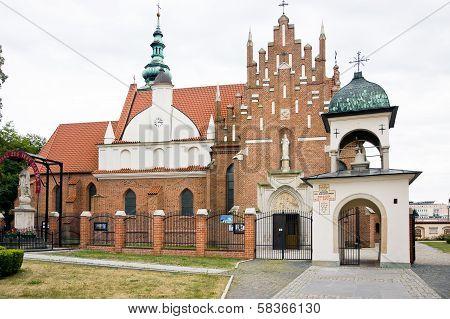 Radom: Bernadine Church And Monastery