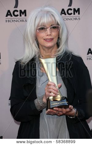Emmylou Harris at the 6th Annual ACM Honors, Ryman Auditorium, Nashville, TN 09-24-12