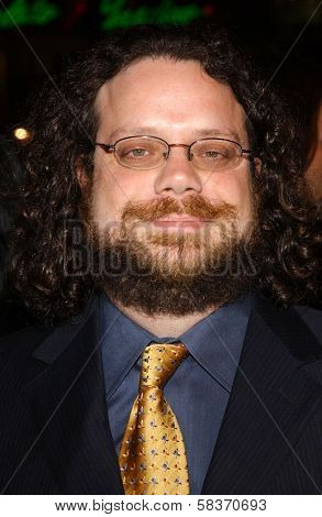 Christophe Beck  at the premiere of