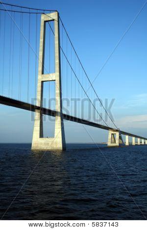 Danish Suspension Bridge