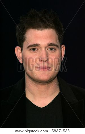 Michael Buble at the Movieline Hollywood Life Style Awards. Pacific Design Center, West Hollywood, CA. 10-15-06