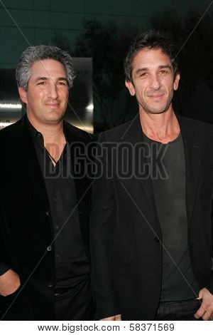 Dean Factor and Davis Factor at the Movieline Hollywood Life Style Awards. Pacific Design Center, West Hollywood, CA. 10-15-06
