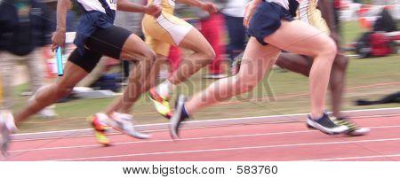 Runners' Legs