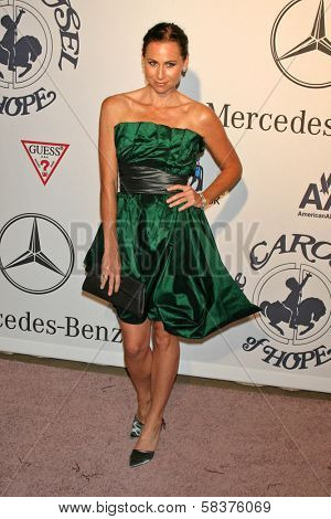Minnie Driver at the 17th Carousel of Hope Ball to benefit The Barbara Davis Center for Childhood Diabetes. Beverly Hilton Hotel, Beverly Hills, CA. 10-28-06