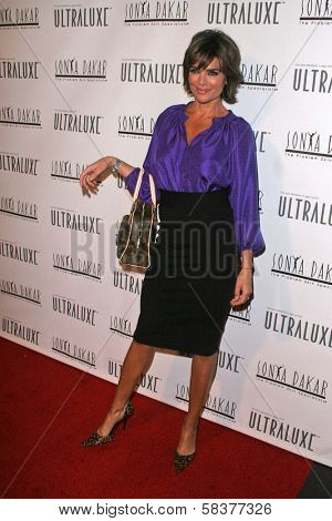 Lisa Rinna at the Sonya Dakar Skin Clinic Opening. Sonya Dakar SKin Clinic, Beverly Hills, CA. 10-24-06