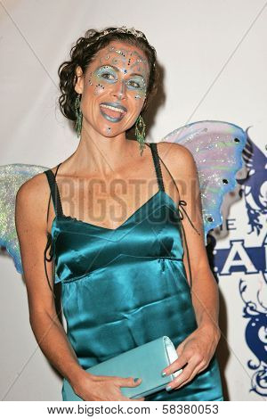 Minnie Driver at Heidi Klum's 7th Annual Halloween Party, Privilege, Los Angeles, CA 10-31-06