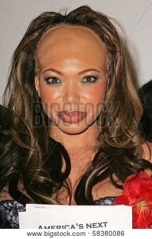 Tisha Campbell at Heidi Klum's 7th Annual Halloween Party, Privilege, Los Angeles, CA 10-31-06