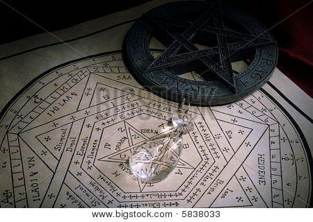 Crystal mysticism
