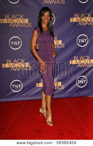 Shaun Robinson at the 2006 TNT Black Movie Awards. Wiltern Theatre, Los Angeles, CA. 10-15-06