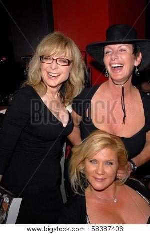 Nina Hartley, Sharon Mitchell, Ginger Lynn at the