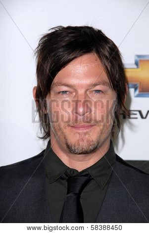 Norman Reedus at Spike TV's 10th Annual Video Game Awards at Sony Pictures Studios on December 7, 2012 in Culver City, California.