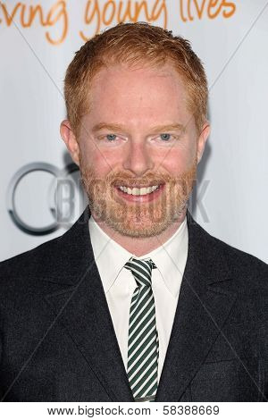 Jesse Tyler Ferguson at the 2012 Trevor Project Live, Palladium, Hollywood, CA 12-02-12