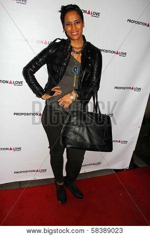 Daphne Wayans at Proposition Love presents Love is Love, Here Lounge, West Hollywood, CA 12-05-12
