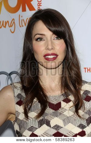 Whitney Cummings at the 2012 Trevor Project Live, Palladium, Hollywood, CA 12-02-12