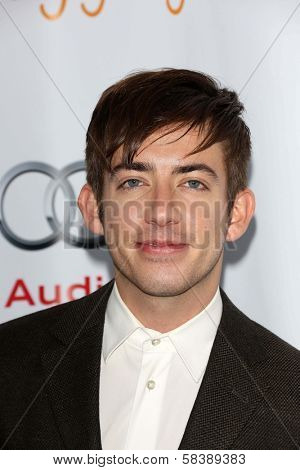 Kevin McHale at the 2012 Trevor Project Live, Palladium, Hollywood, CA 12-02-12