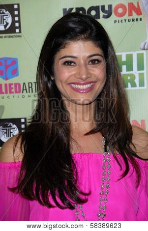 Pooja Batra at the