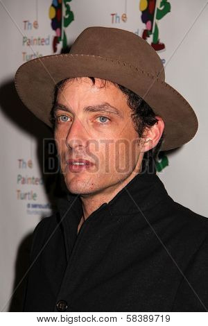 Jakob Dylan at A Celebration Of Carole King And Her Music to Benefit Paul Newman's The Painted Turtle Camp, Dolby Theater, Hollywood, CA 12-04-12
