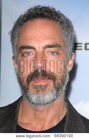 Titus Welliver at the