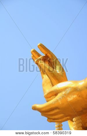 Guan Yin hand