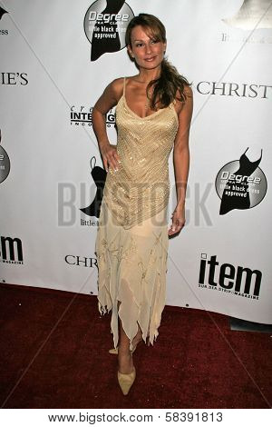 BEL AIR, CA - NOVEMBER 18: Patricia Kara at the 5th Annual