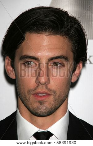 BEL AIR, CA - NOVEMBER 18: Milo Ventimiglia at the 5th Annual