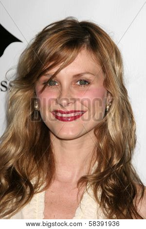 BEL AIR, CA - NOVEMBER 18: Bonnie Somerville at the 5th Annual