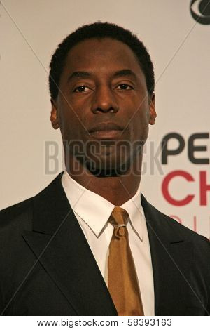 LOS ANGELES - NOVEMBER 07: Isaiah Washington during the 33rd Annual People's Choice Awards Nominations at Peninsula Hotel in November 07, 2006 in Beverly Hills, CA.