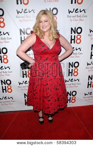 Katrina Parker at the NOH8 Campaign 4th Anniversary Celebration, Avalon, Hollywood, 12-12-12