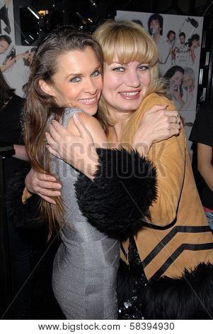 Alicia Arden, Rena Riffel at the NOH8 Campaign 4th Anniversary Celebration, Avalon, Hollywood, 12-12-12