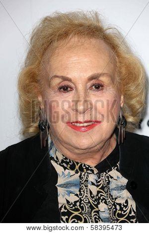 Doris Roberts at the