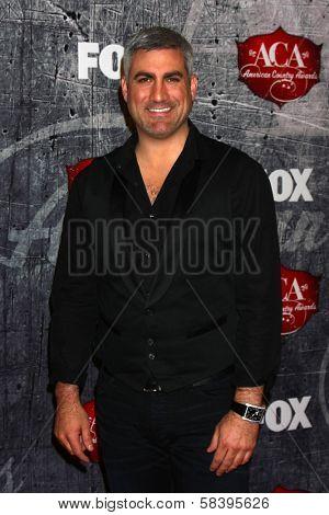 Taylor Hicks at the 2012 American Country Awards, Mandalay Bay, Las Vegas, NV 12-10-12
