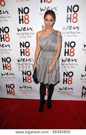 Lisa LoCicero at the NOH8 Campaign 4th Anniversary Celebration, Avalon, Hollywood, 12-12-12